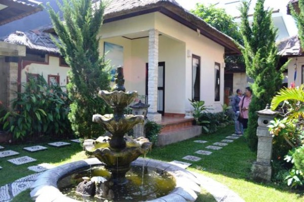 Land for sale in Canggu Bali with 3 beautiful villa included – LCG050