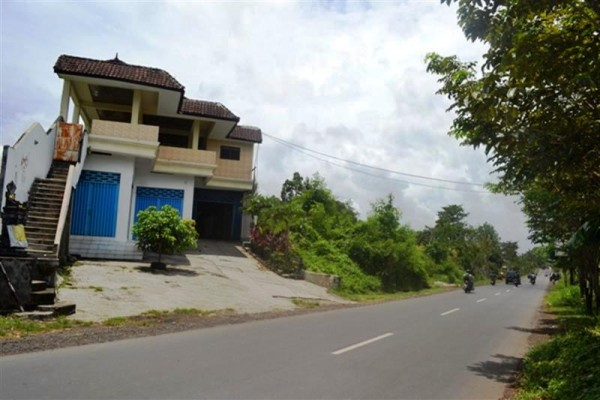 Land for sale in Canggu Bali Rice fields and river view  in Canggu Cemagi