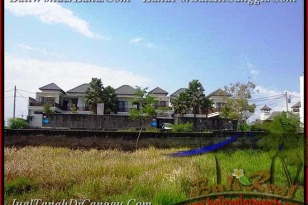FOR SALE Magnificent LAND IN CANGGU BALI TJCG160