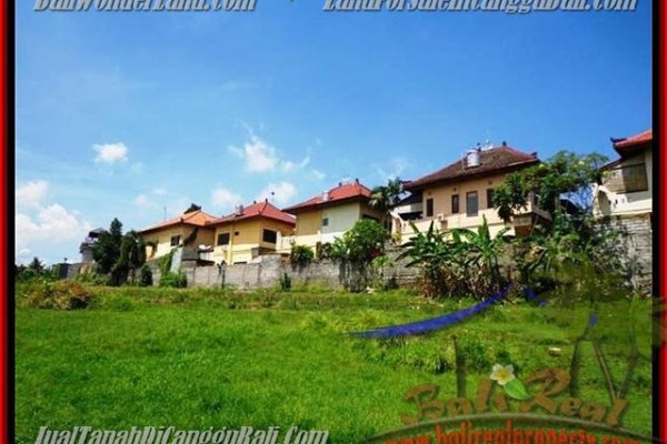 FOR SALE Magnificent LAND IN CANGGU BALI TJCG147