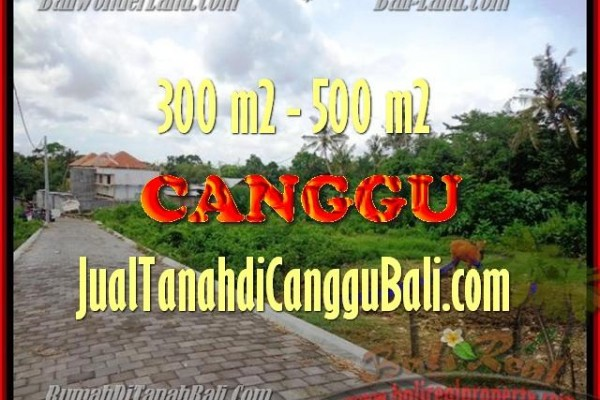 Magnificent PROPERTY 510 m2 LAND IN CANGGU FOR SALE TJCG150