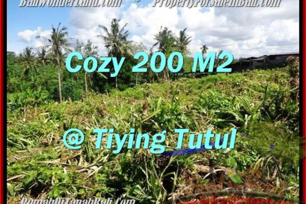 Beautiful LAND FOR SALE IN Canggu Pererenan TJCG169