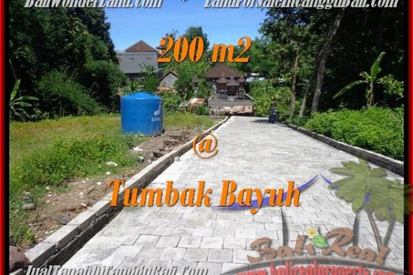 Magnificent LAND FOR SALE IN Canggu Pererenan TJCG172