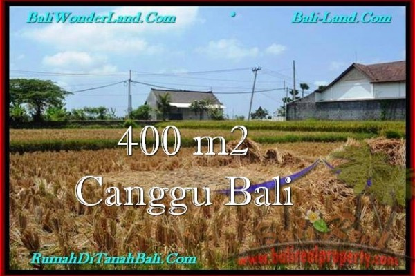 FOR SALE Affordable LAND IN CANGGU BALI TJCG188