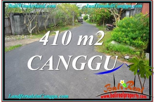 Affordable PROPERTY CANGGU BALI LAND FOR SALE TJCG216