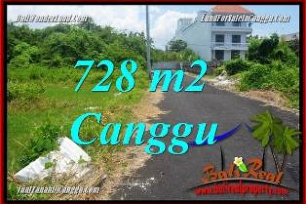 Affordable CANGGU BRAWA LAND FOR SALE TJCG222