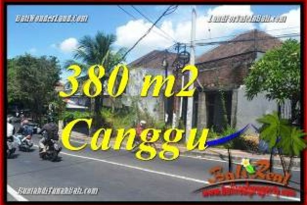 Affordable PROPERTY LAND SALE IN CANGGU BRAWA BALI TJCG226