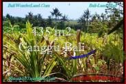 Beautiful 435 m2 LAND FOR SALE IN CANGGU BALI TJCG196