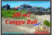 Affordable PROPERTY 300 m2 LAND IN CANGGU BALI FOR SALE TJCG203