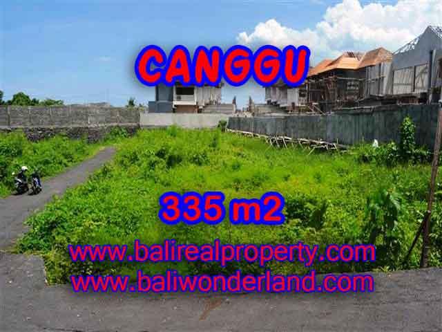 Land in Canggu Bali for sale, Outstanding view in Canggu Pererenan – TJCG142