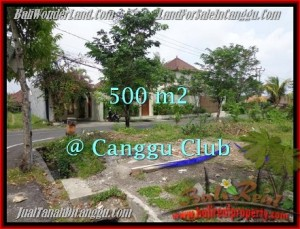 FOR SALE Exotic LAND IN CANGGU BALI TJCG176