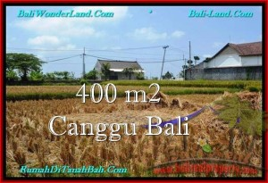 Beautiful Canggu Pererenan LAND FOR SALE TJCG188