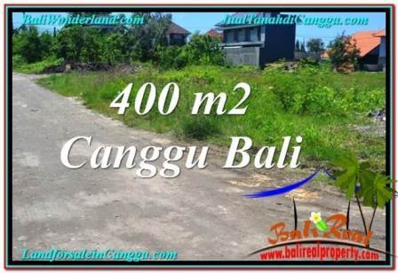Exotic LAND IN CANGGU BALI FOR SALE TJCG202