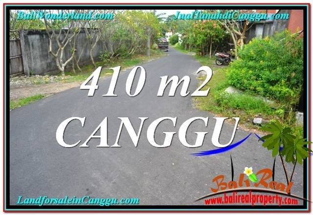 Affordable PROPERTY LAND SALE IN CANGGU BALI TJCG216