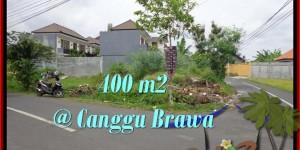 Affordable PROPERTY 400 m2 LAND FOR SALE IN Canggu Brawa TJCG175