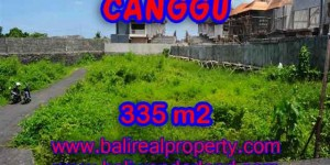 Land in Canggu Bali for sale, Outstanding view in Canggu Pererenan – TJCG142