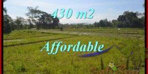 Affordable Canggu Pererenan BALI 430 m2 LAND FOR SALE TJCG183