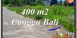400 m2 LAND SALE IN Canggu Brawa TJCG202