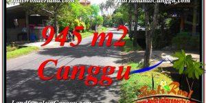CANGGU LAND FOR SALE TJCG210