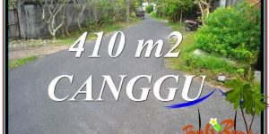 Exotic 410 m2 LAND SALE IN Canggu Pererenan TJCG216