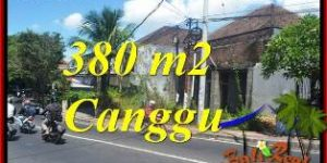 Affordable PROPERTY 380 m2 LAND IN CANGGU FOR SALE TJCG226